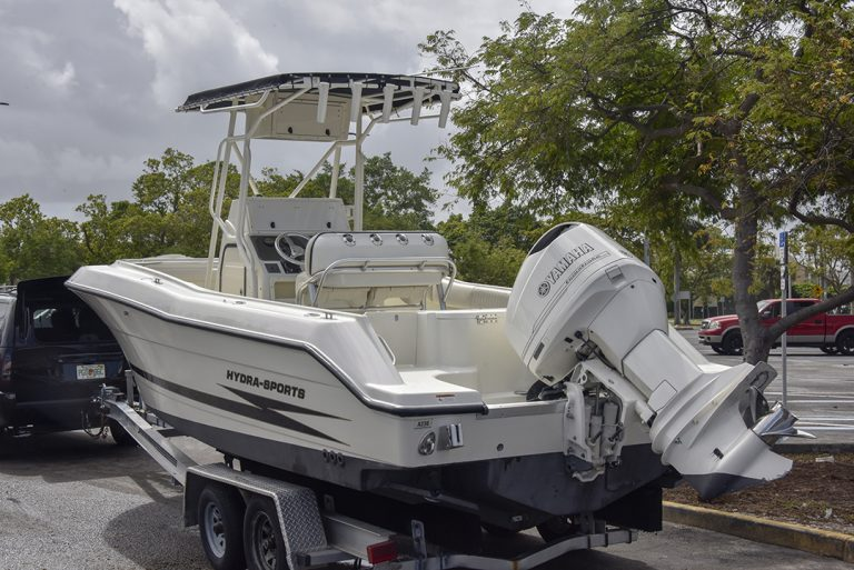 Hydrasport Center Console Boat For Sale Florida