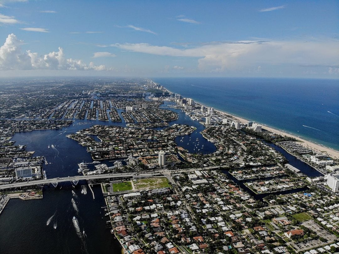 Aerial-Photo-Of-Fort-Lauderdale-Florida