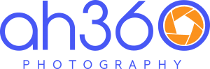 New AH360 Photography Logo