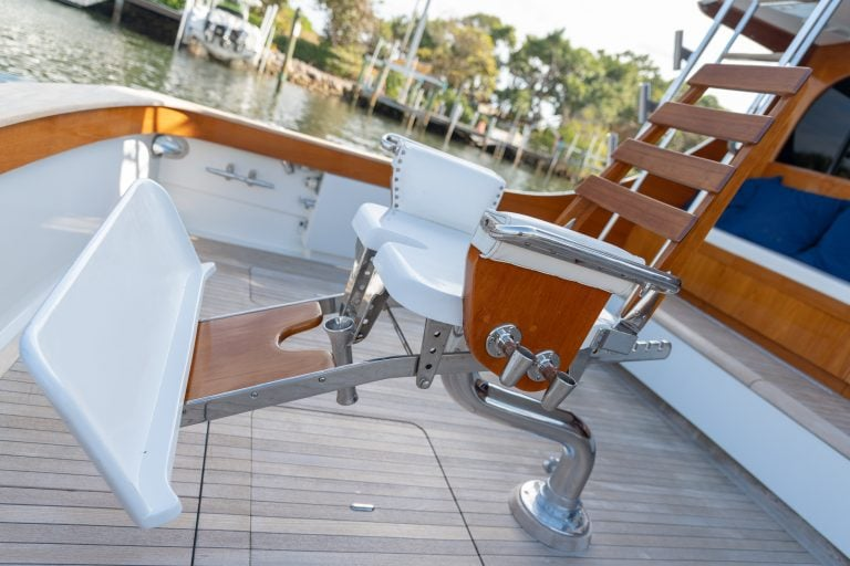 Merritt Yachts Fighting Chair