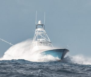 Sport Fishing Yacht In South Florida