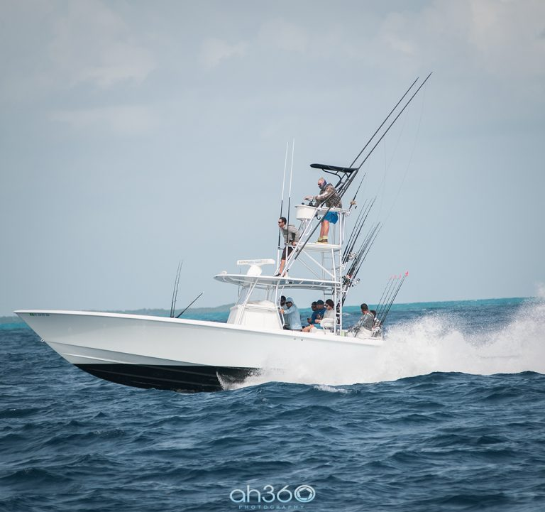 Contender Fishing Boat