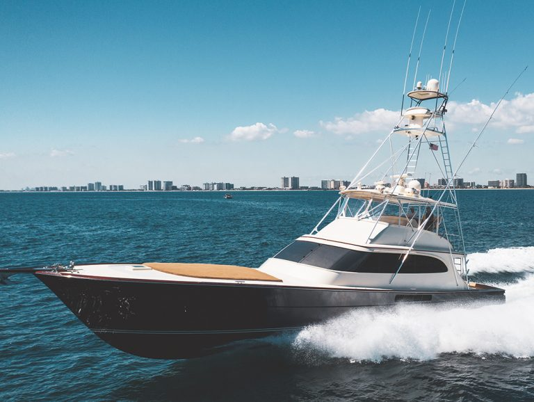 Merritt Sport Fishing Yacht For Sale In Florida