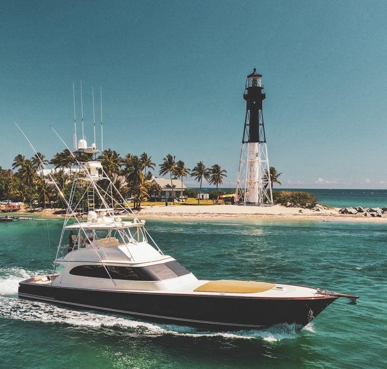 Merritt Sport Fishing Yacht in Florida