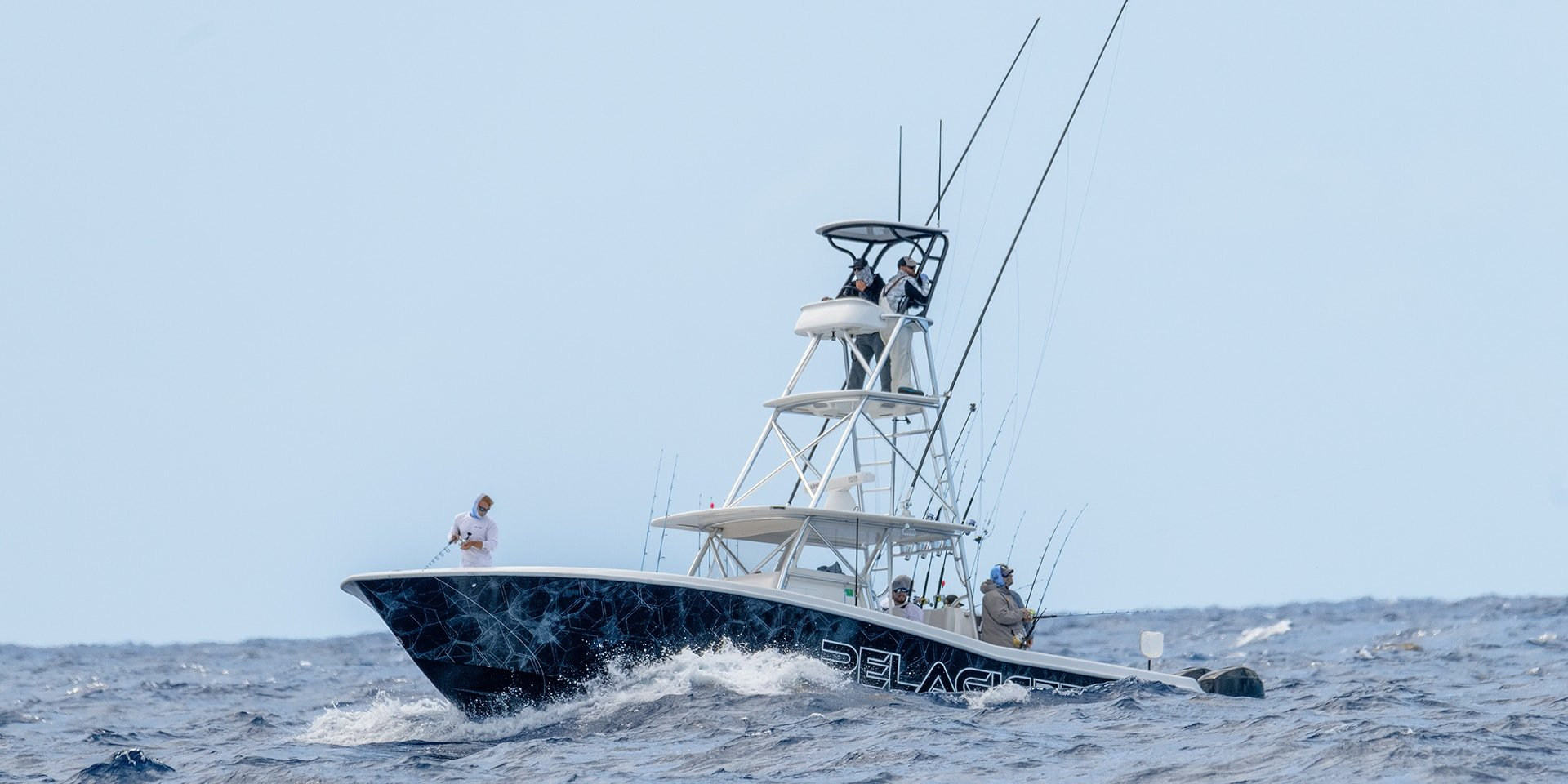 Pelagic 305 Remix Fishing Team invincible boats