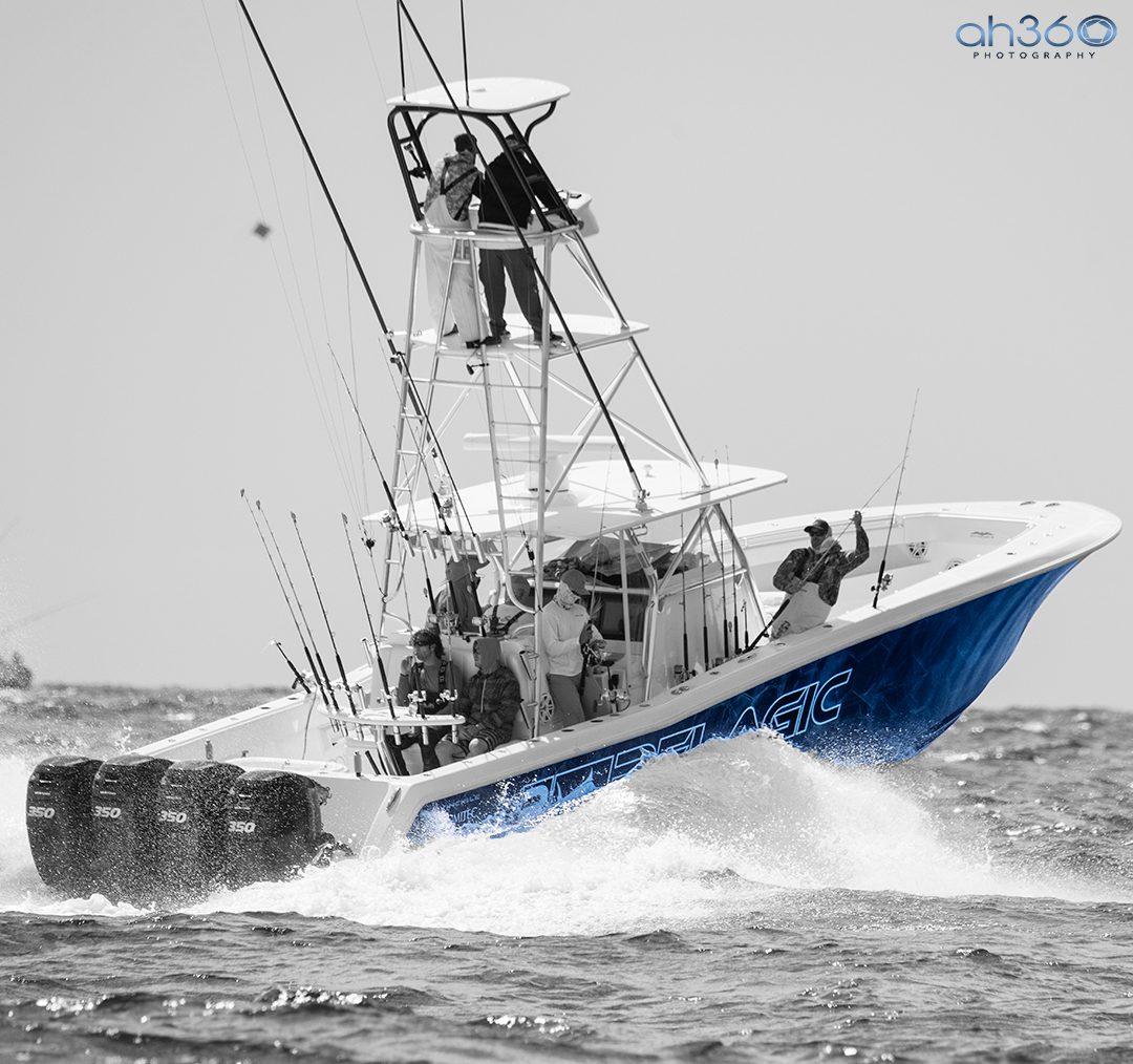 Popular Fishing Instagram Account AH360Views