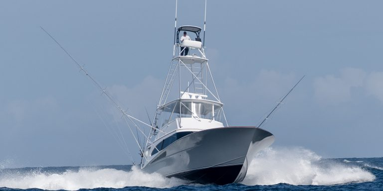 Spencer Yachts Sandman Fishing Team