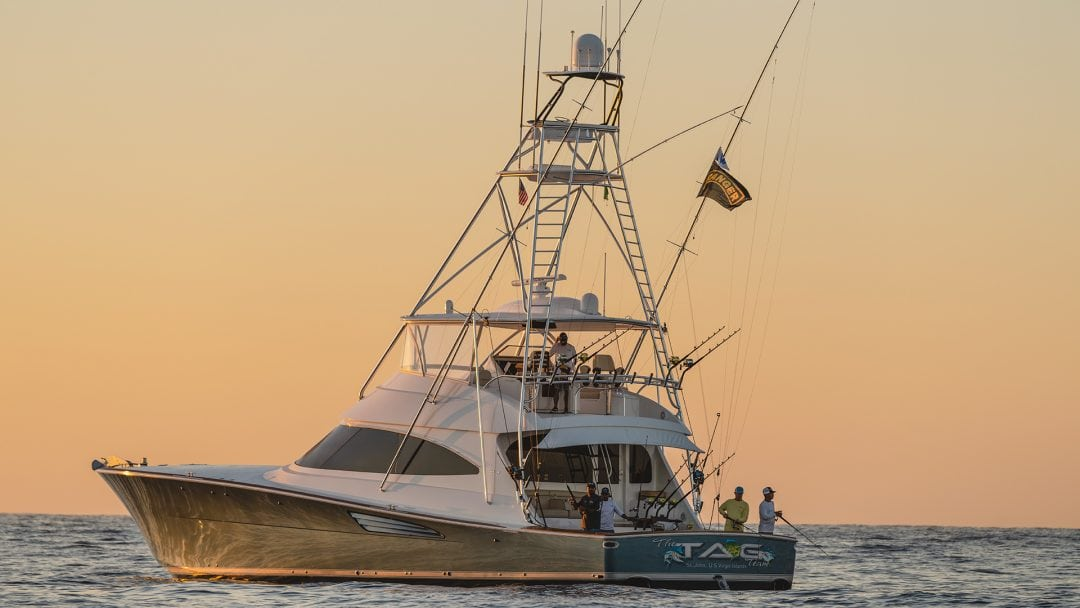 Tag Team Sportfishing Viking Yachts
