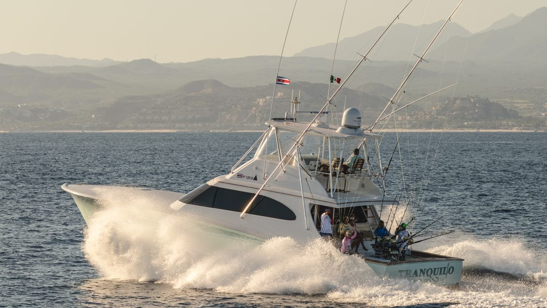 Tranquilo Bisbees Fishing Tournament