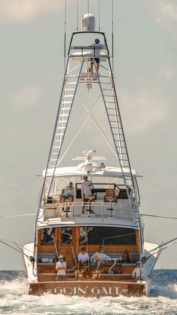 Weaver Boatworks Goin Gault
