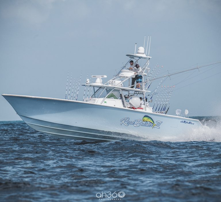Seahunter Center Console Fishing Boat