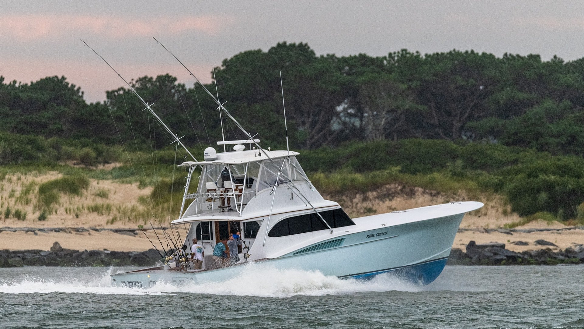2019 White Marlin Open Pictures of Boats
