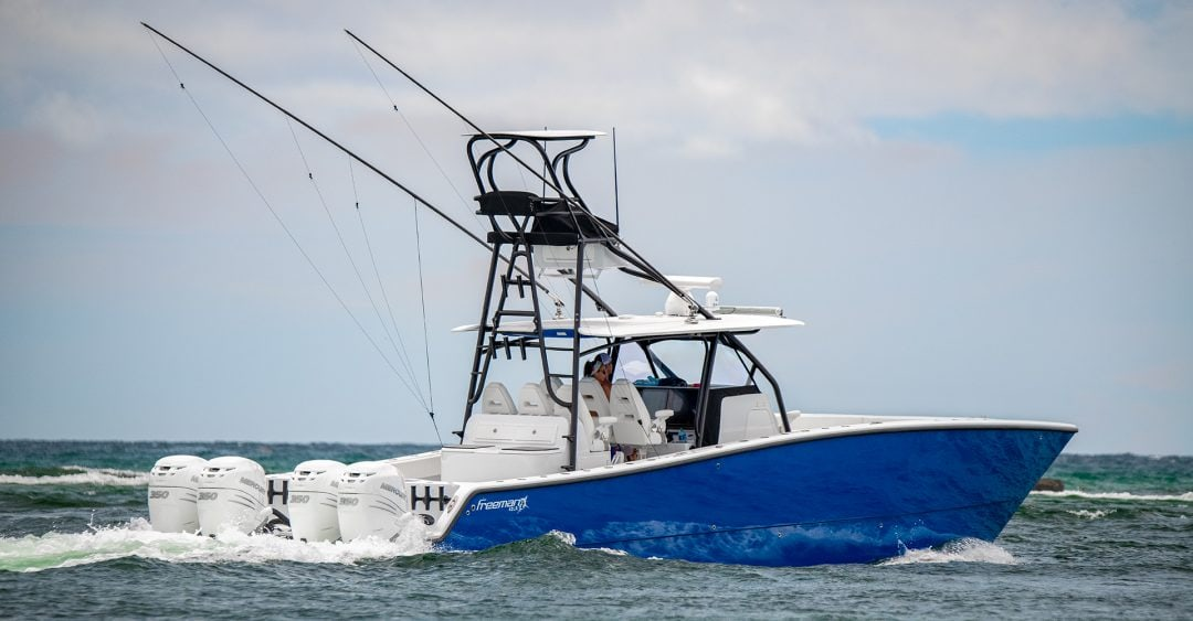 Fishing and Boat Photography With AH360 Photography