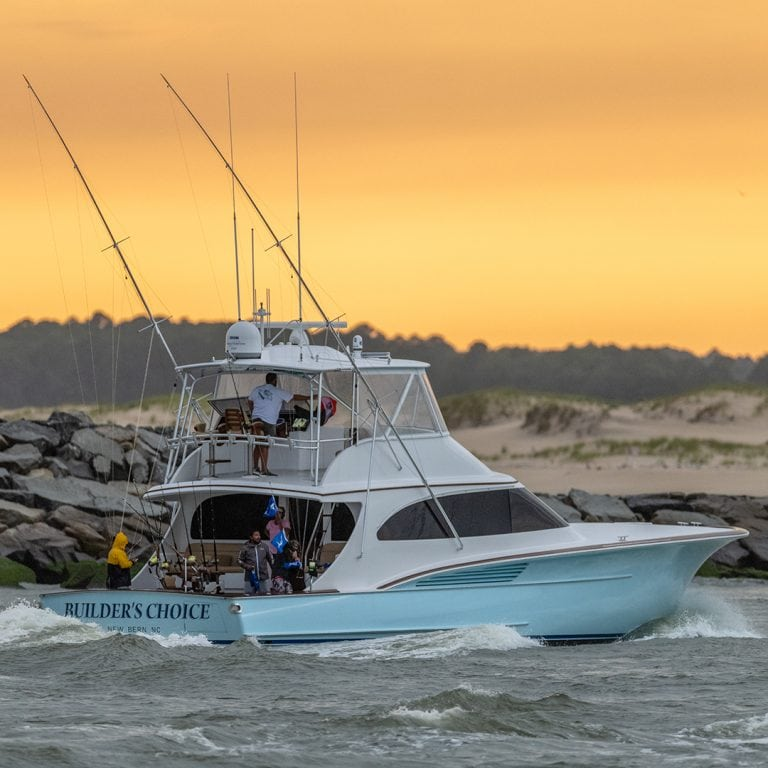 Jarrett Bay Sport Fishing Yacht