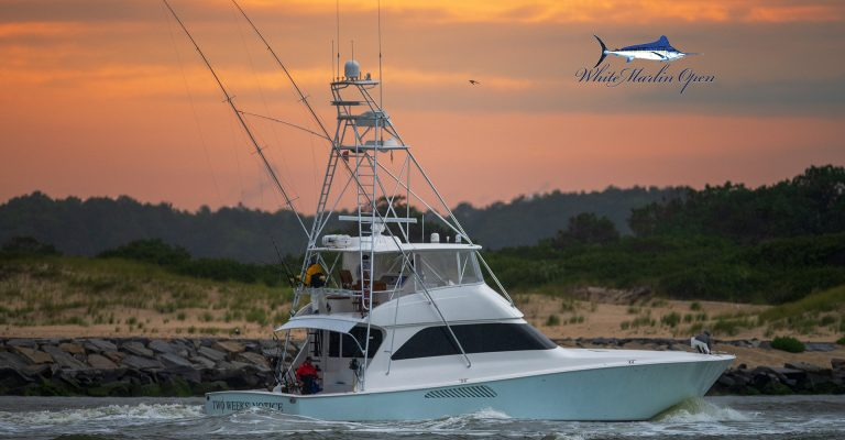 Viking Yacht at the 2019 White Marlin Open