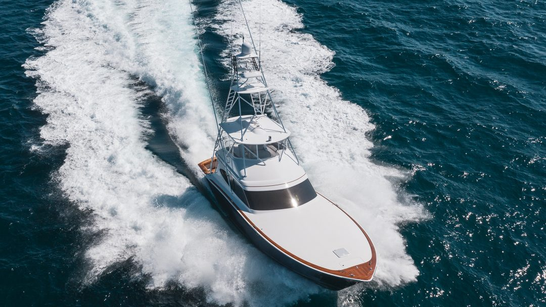 2019 Hatters Sportfishing Yacht