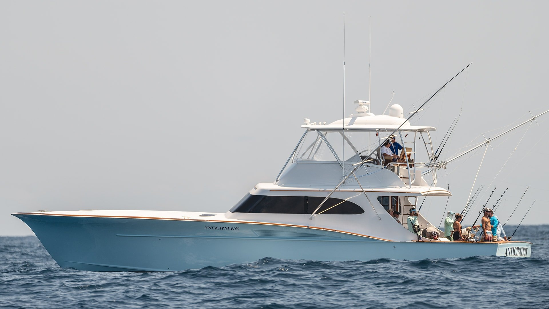 Custom Carolina Sportfish in 2019 White Marlin Open
