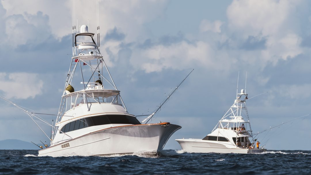 Merritt Sportfishing Yacht Fishing Virgin Islands