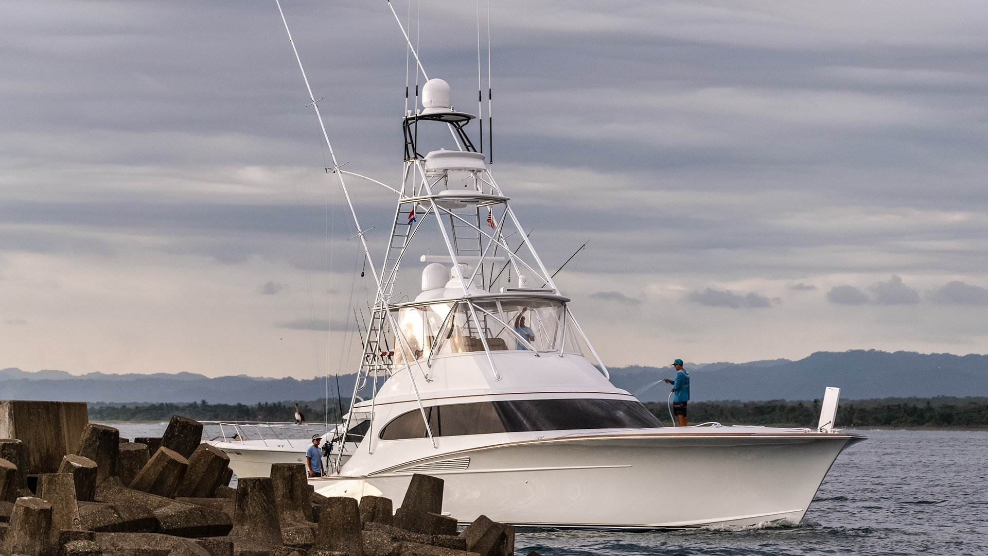 Spencer Yachts Costa Rica