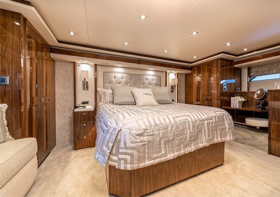 Viking Yachts Stateroom