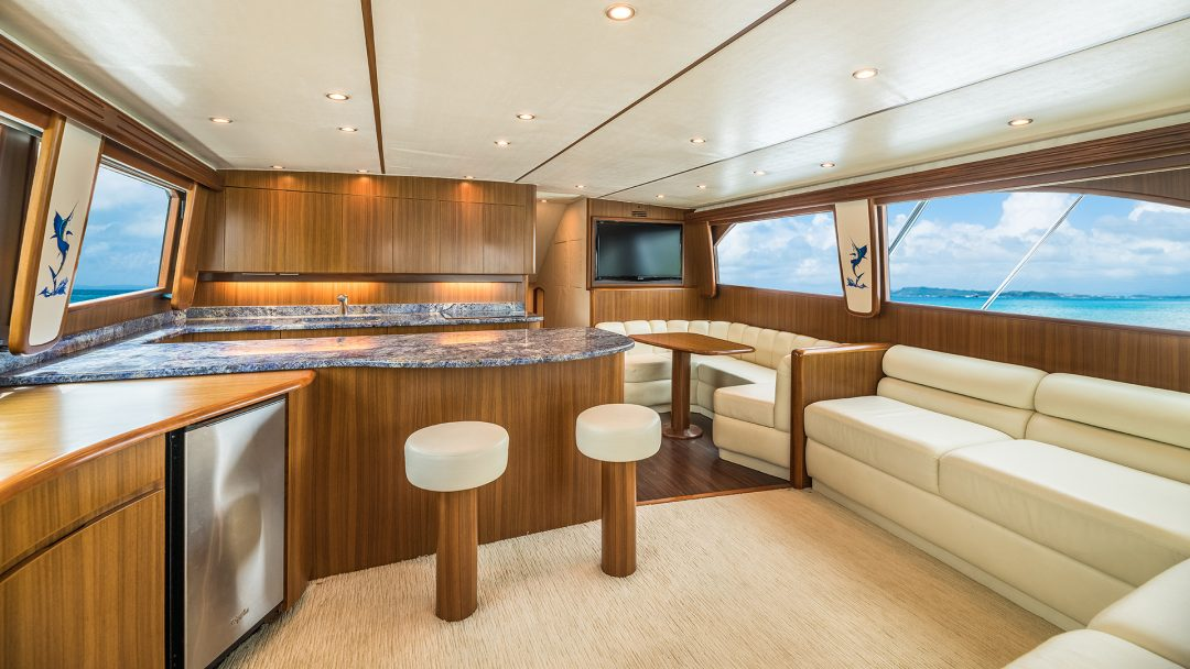 Yacht Interior Pictures