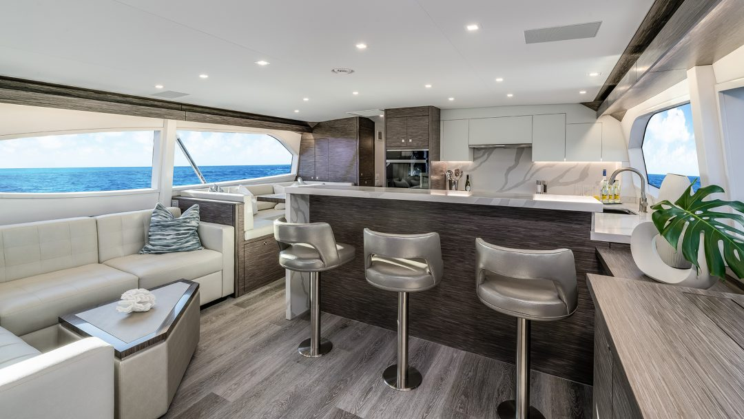 Yacht Interior Picture