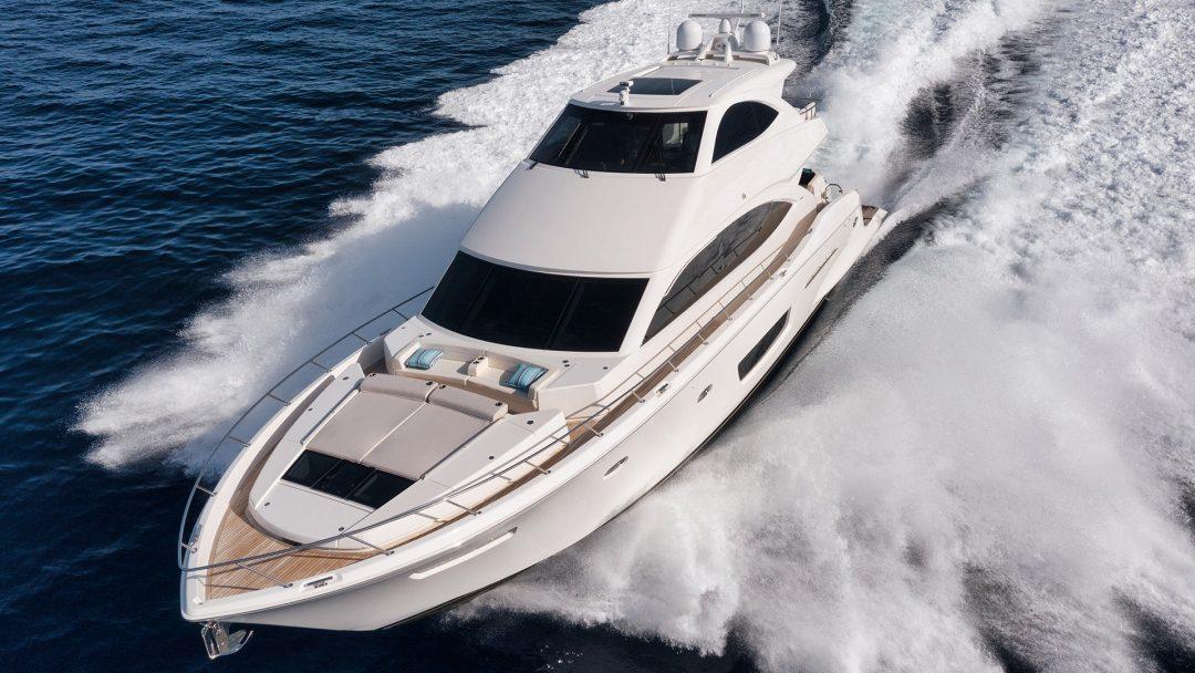 Yacht Drone Photos